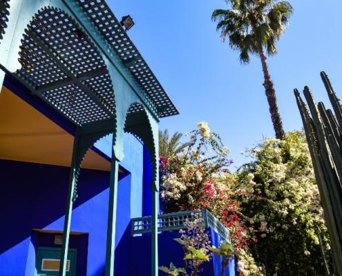 Gardens in Marrakech